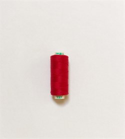 Нитки бытовые DOR TAK Красный 137 - фото 5714