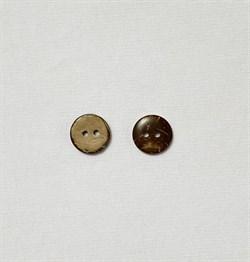 Пуговица Кокосовая 20L (12мм) - фото 6470