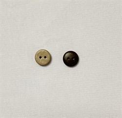 Пуговица Кокосовая 16L (9мм) - фото 6472