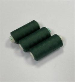 Нитки бытовые DOR TAK Зелёный 725 - фото 7112